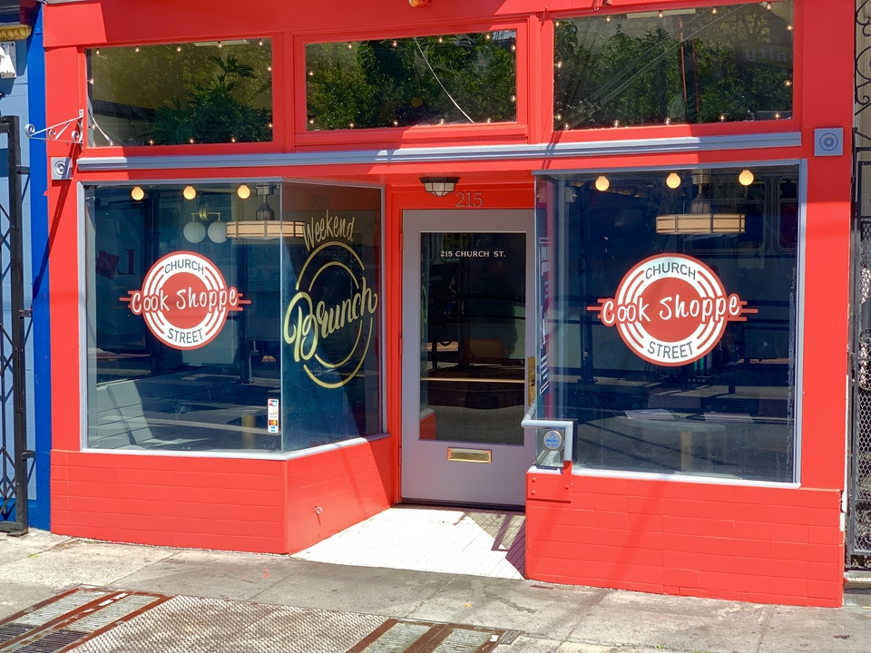 Cook Shoppe sets opening date in former Chow on Church space