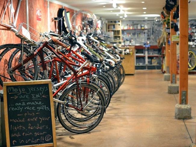 Mojo bike shop by amanda s. yelp