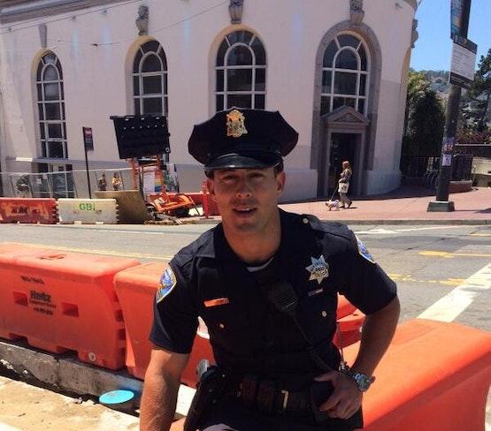 Hot cop castro amaupin