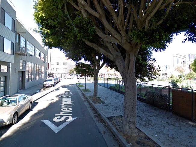 16 sherman street