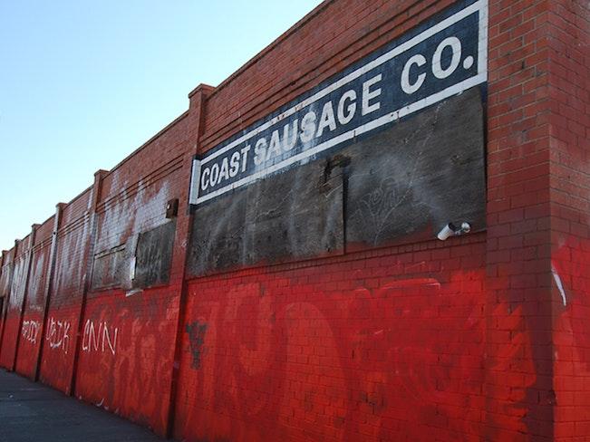 Coast sausage 1
