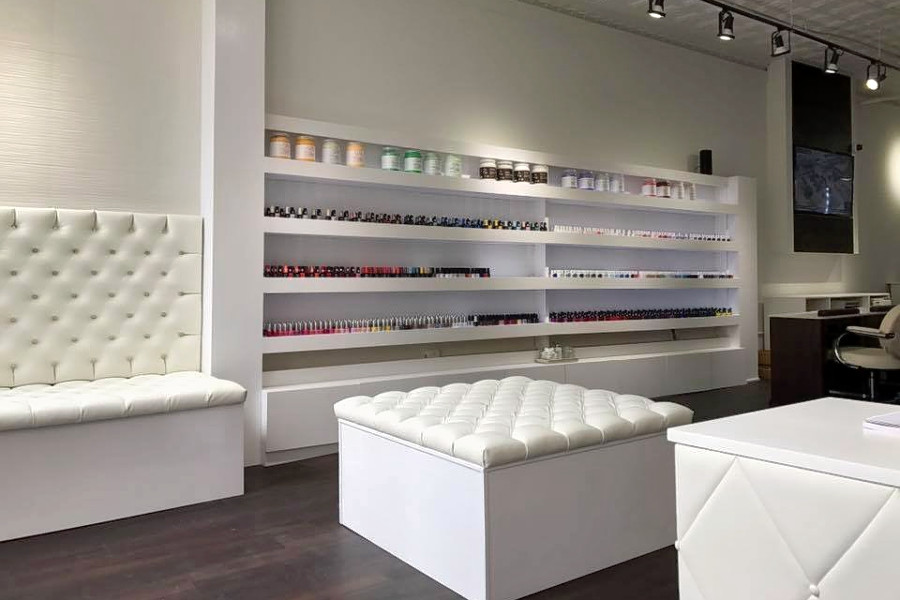 Nail Salon \'Coco Blue Nail & Spa\' Opens Its Doors In Old City | Hoodline