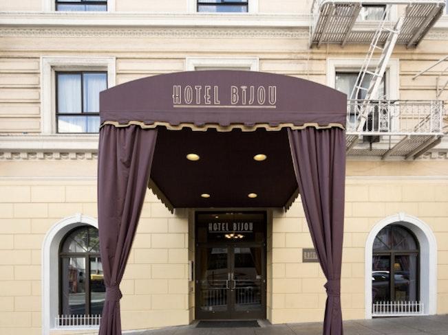 Hotel bijou gallery shot