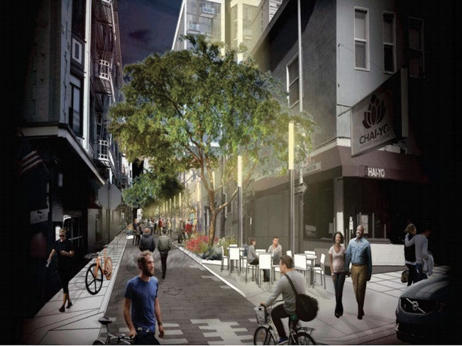 Austin alley rendering 082017