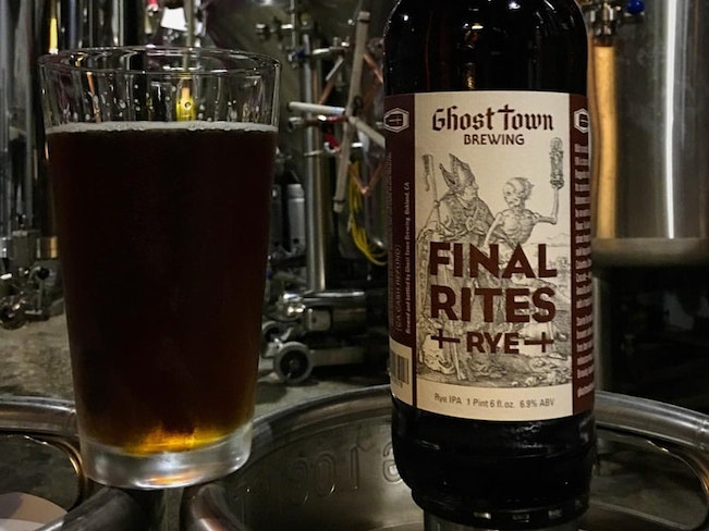 Ghosttown brewing final rights