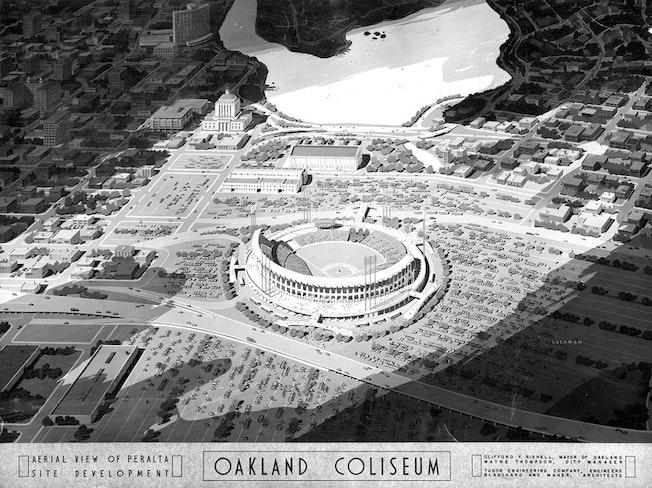 Peralta coliseum plan