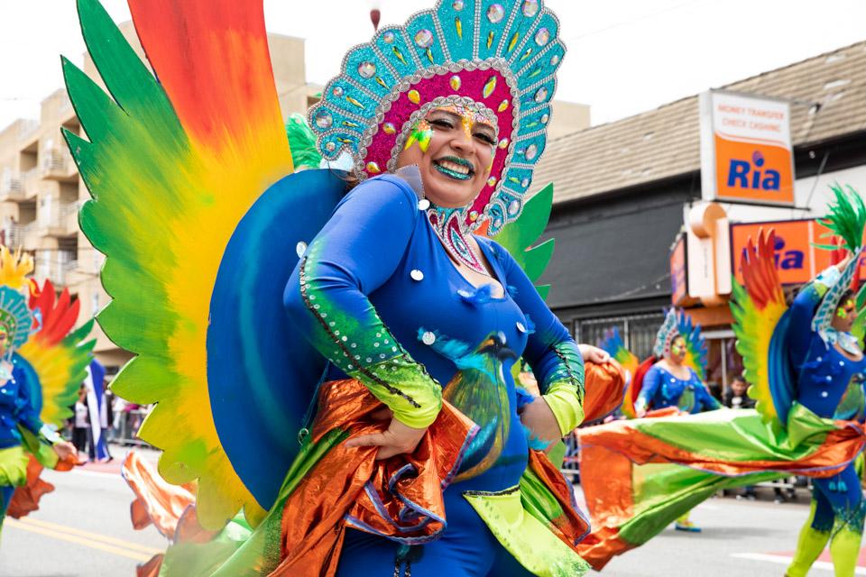 Scenes From 2019s San Francisco Carnaval Festival Grand Parade