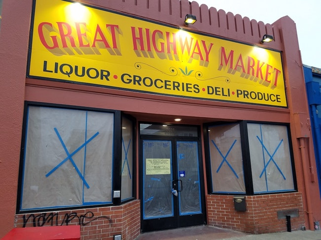 Great highway market