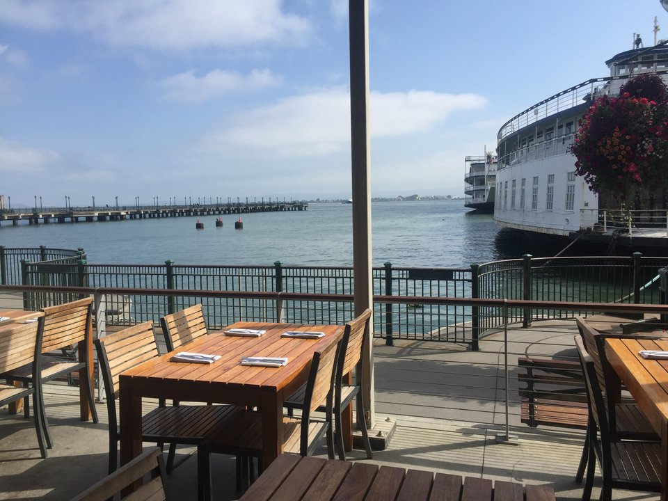 Seaside' Opens On Embarcadero In Former 'The Plant' Location | Hoodline