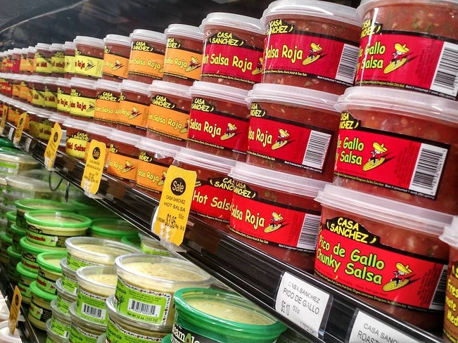 Casa sanchez at rainbow grocery