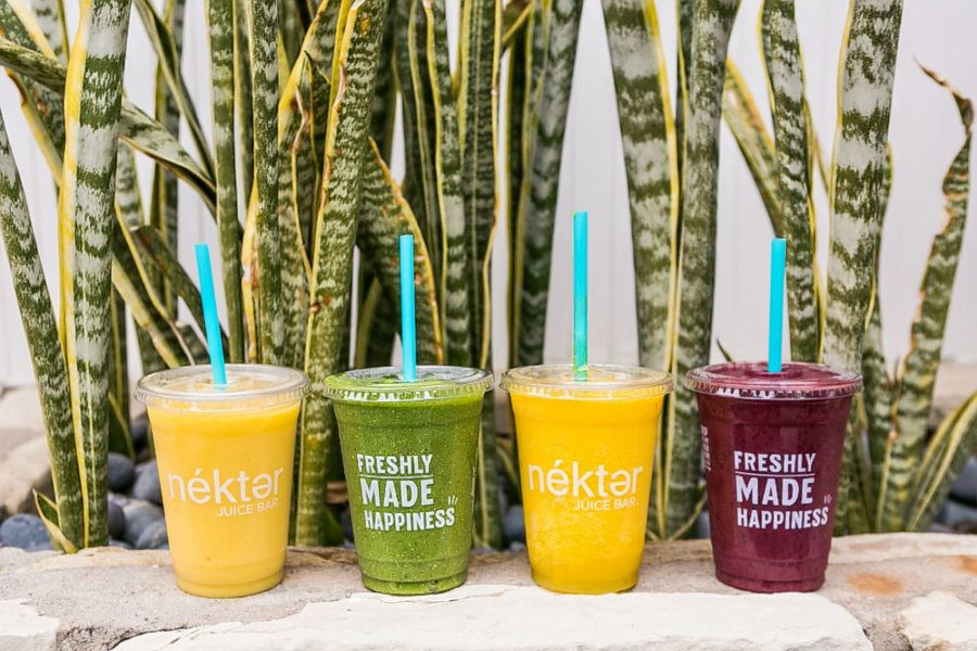 Find juice, smoothies and more at Porter Ranch's new Nekter