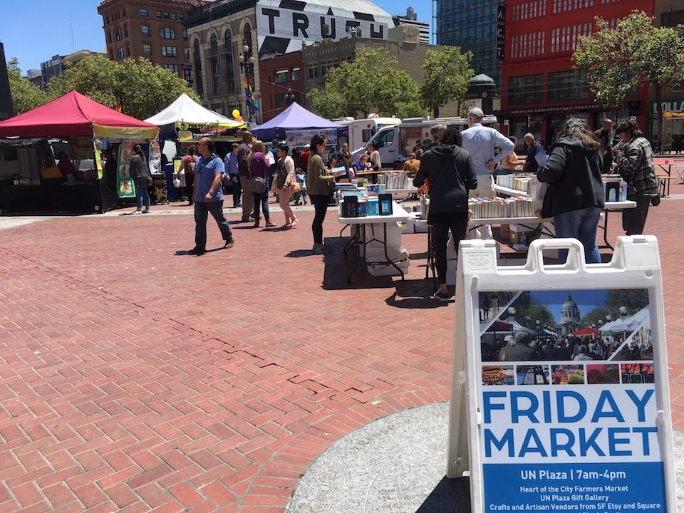 At Wednesday Farmers Market I Signed >> Civic Center Farmers Market Expands To Fridays Adds Craft Bazaar