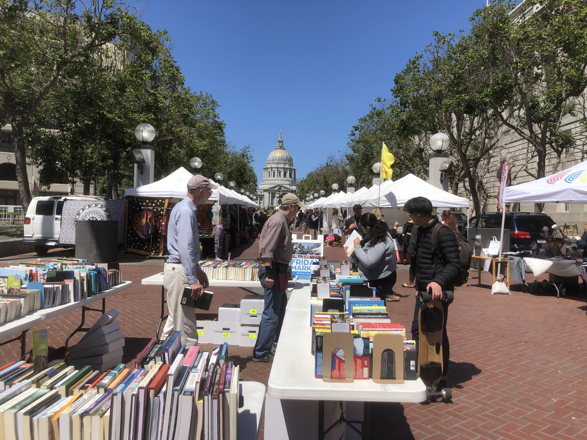The Friends of the Public Library will sell books the first Friday of the month.