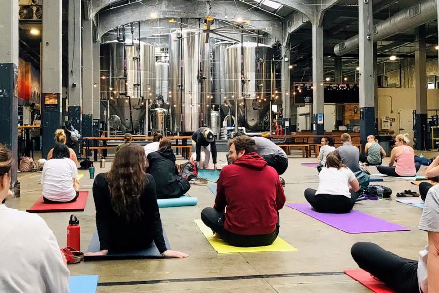 50ce1016c74 Celebrate Yoga Day with Cincinnati's top yoga studios | Hoodline