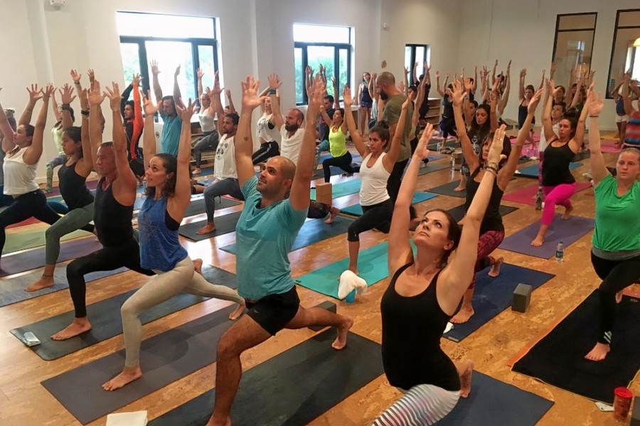 fa1fbe795cf Celebrate Yoga Day with Miami's top yoga studios | Hoodline