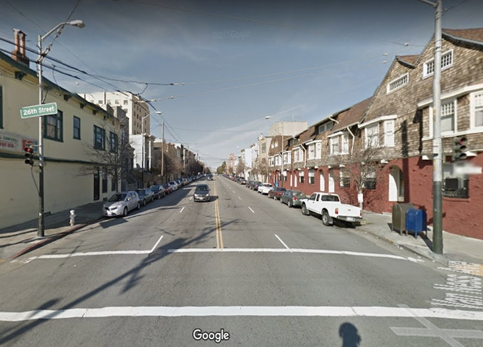 26th and so van ness google image