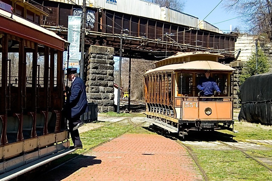 Top Baltimore news: Streetcar museum rebuilds from accident