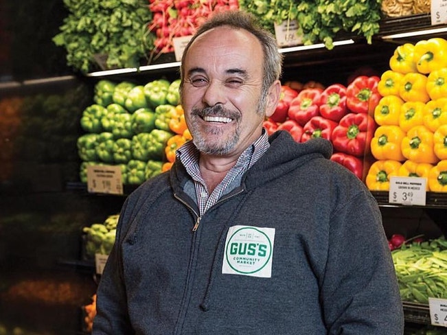 Gus of gus community market