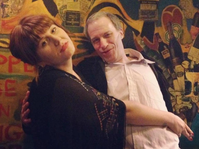 Joanna lioce and paul grady