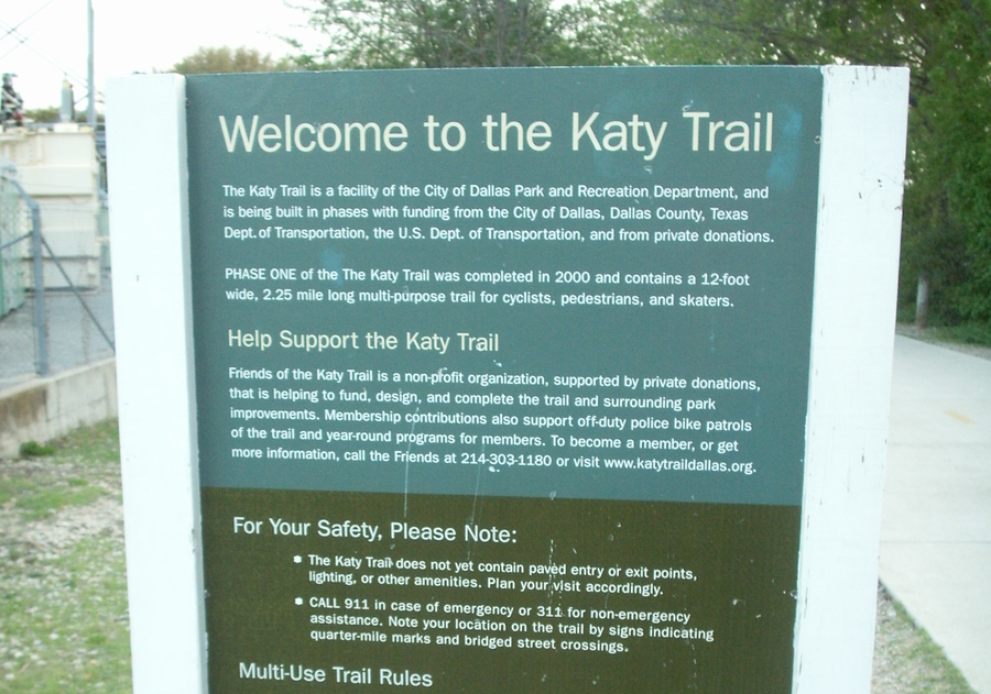 Top Dallas news: Private security hired to patrol Katy Trail