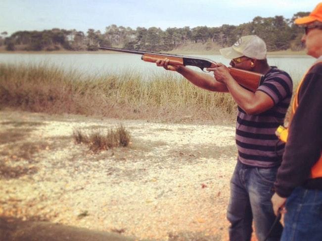 Pacific rod   gun club 2009