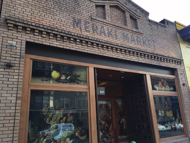 Meraki market today oct 2017