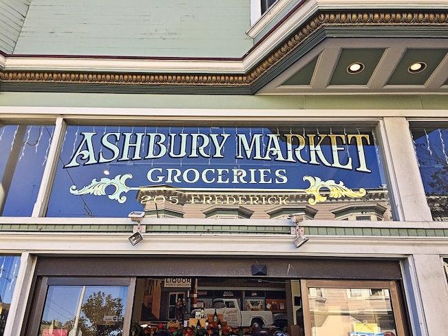Ashbury market