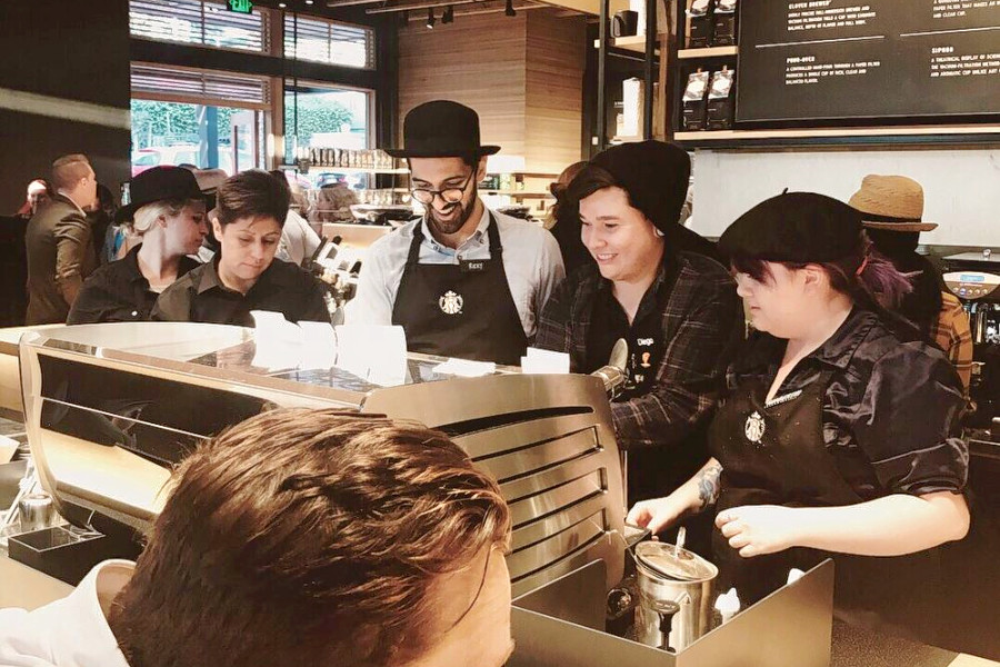 Starbucks Reserve Makes Los Feliz Debut With Coffee Tea