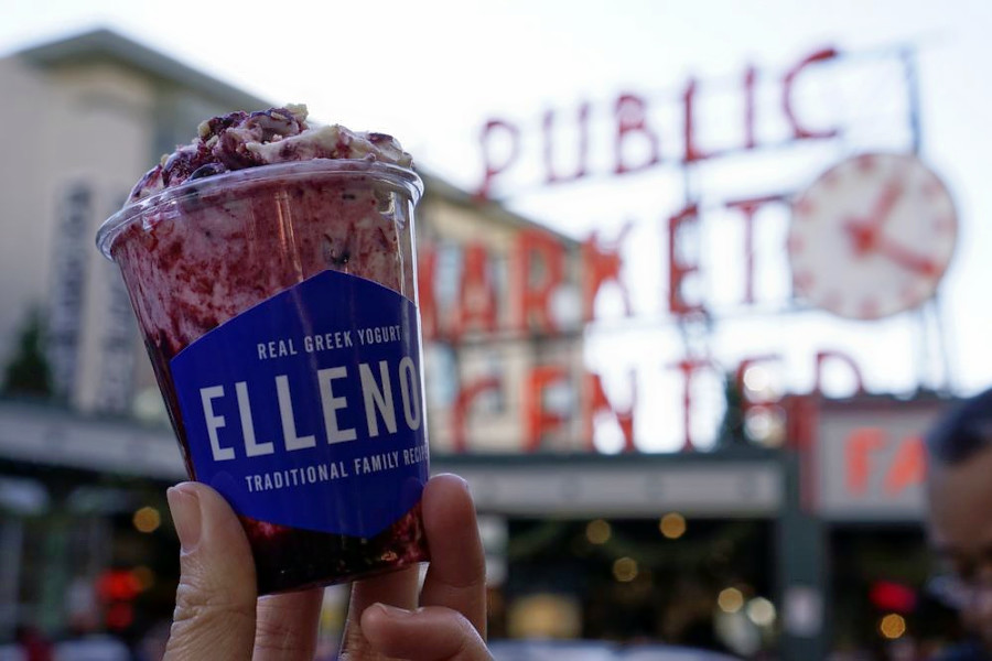Plan your National Ice Cream Day around one of Seattle's top