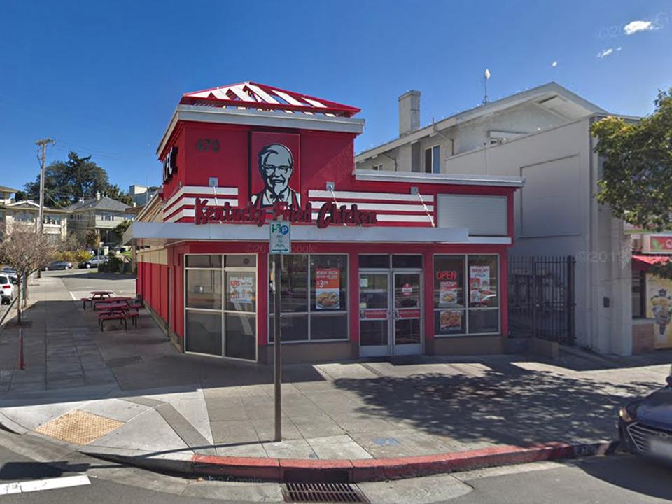 Oakland Eats: KFC near Lake Merritt closes, Federation Brewing ... on google starbucks, google nike, google target, google disney, google bank of america,
