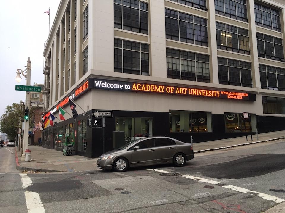 Academy Of Art University Login >> Academy Of Art University Master Plan Advances Offers New