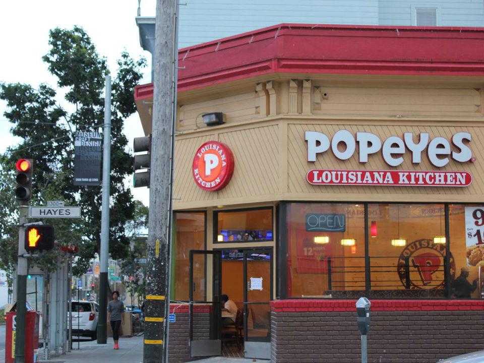 Health Department Shuts Down Popeyes At Divisadero Hayes
