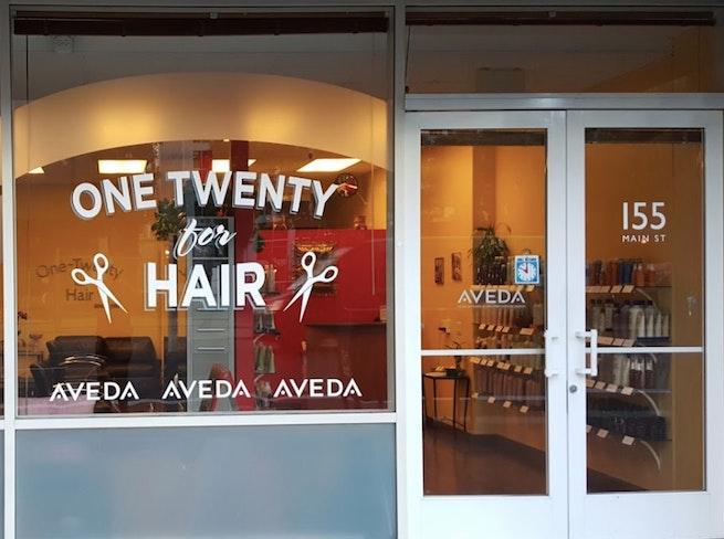 One for twenty hair exterior google