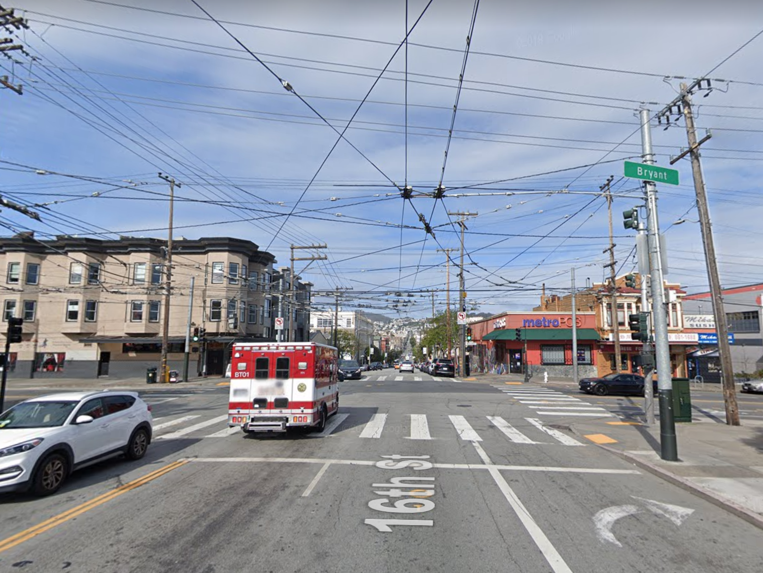 Hit-and-run near Franklin Square leaves pedestrian with life