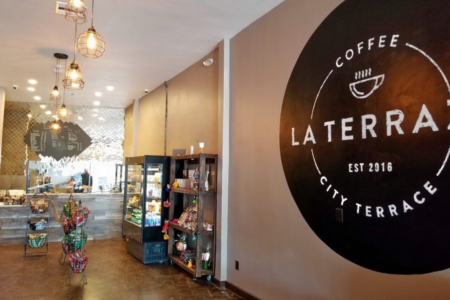 La Terraza Café Brings Art Coffee And More To East La
