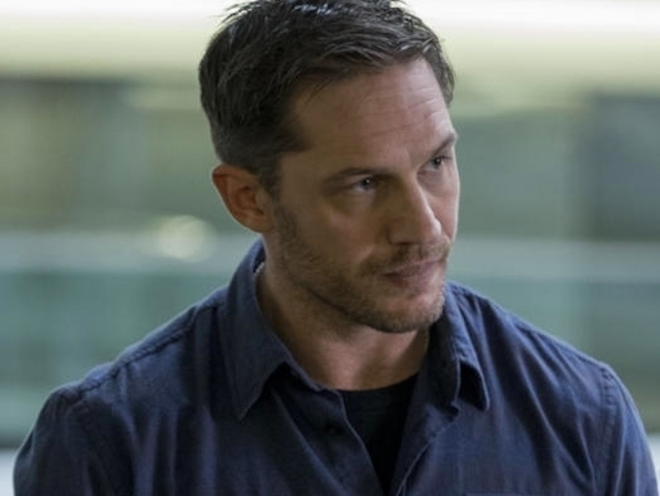 Tom Hardy In Town To Shoot Venom On Location Hoodline