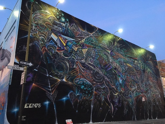 Max ehrman full mural