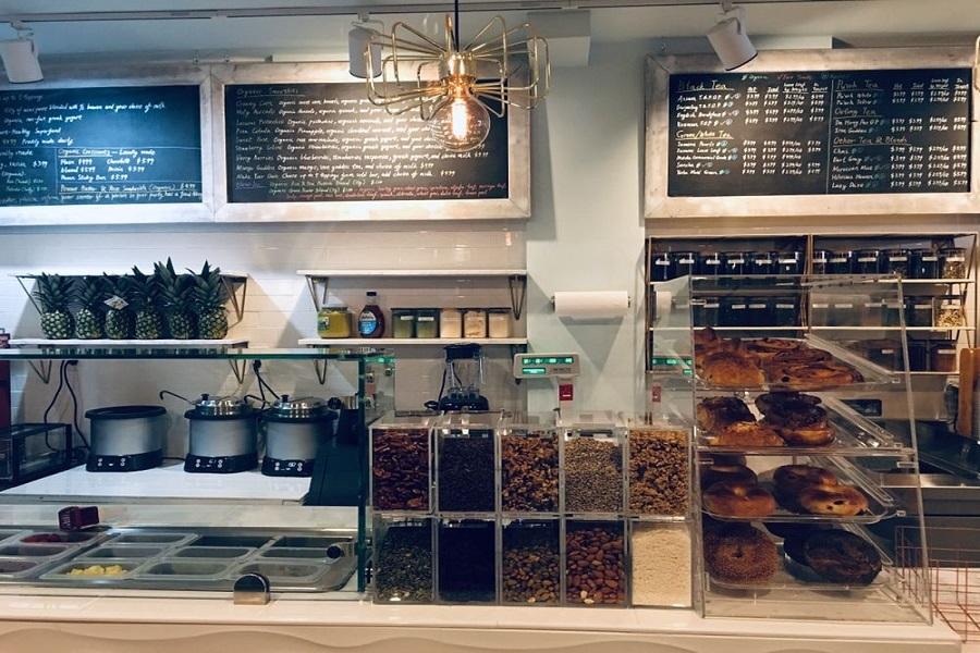 ÉgaliTea Organic Café brings coffee and tea and more to Back