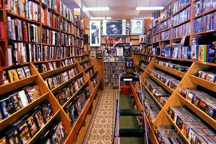 5 top spots for music and DVDs in Milwaukee | Hoodline