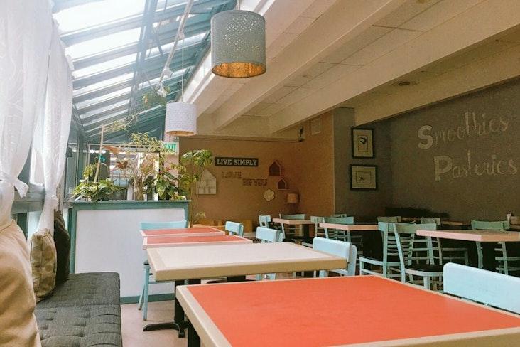 Simply cafe photo 1 enhanced
