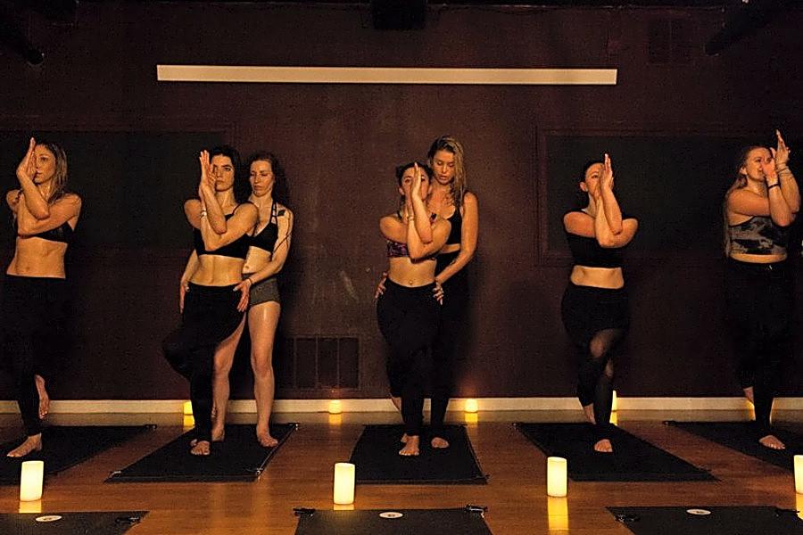 Get Moving At San Francisco S Top Yoga Studios Hoodline