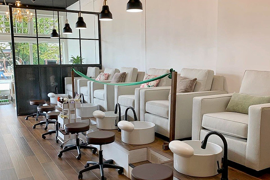New nail salon Greenhouse Nail Spa now open in Phinney Ridge