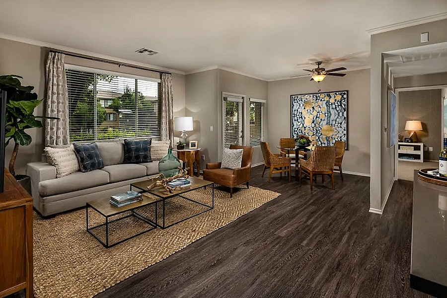 What apartments will $1,800 rent you in Canyon Crest, this ...