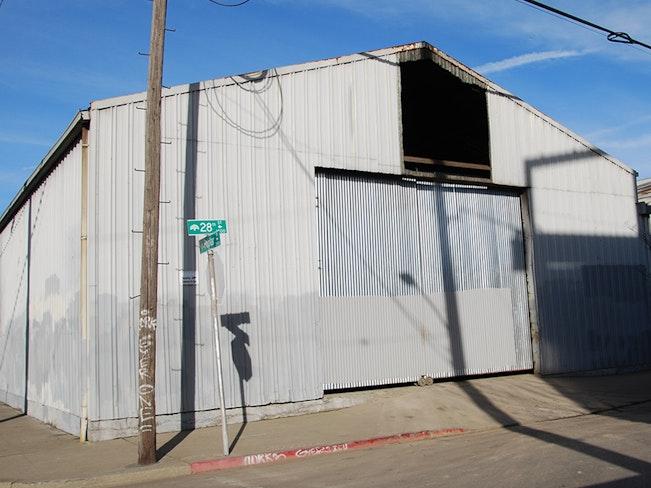Poplar warehouse