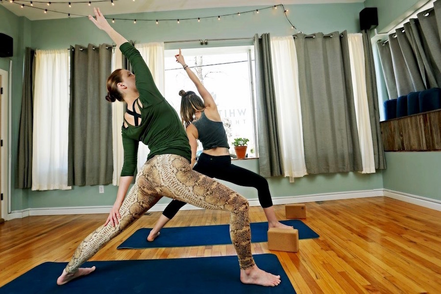 Here Are The Top Yoga Studios In Denver By The Numbers Hoodline