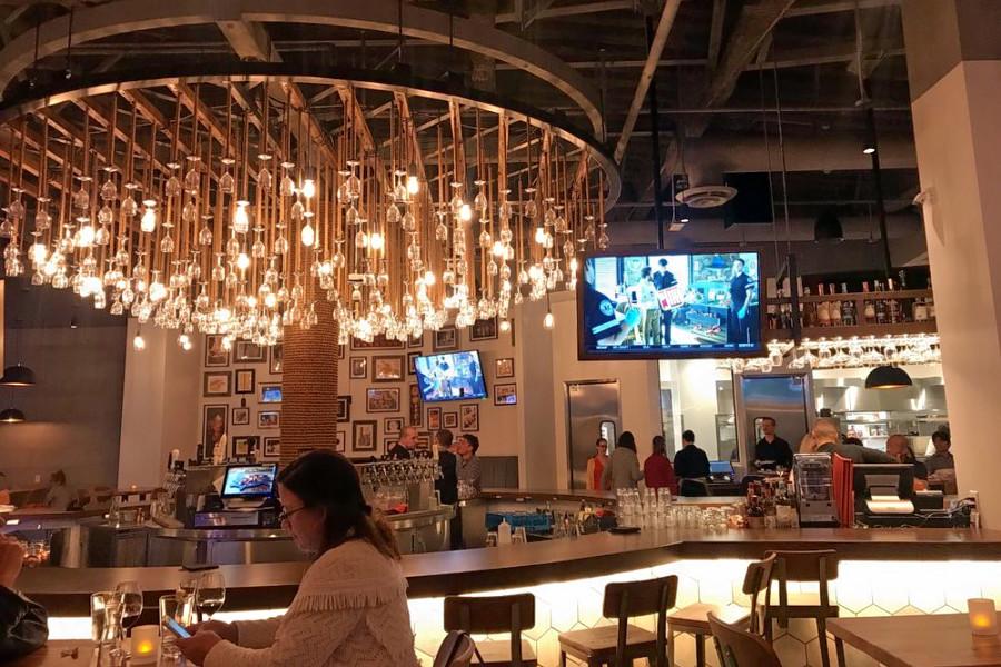 Saint Marc Brings Modern Californian Fare Bacon Bar To