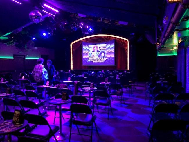Oasis auditorium