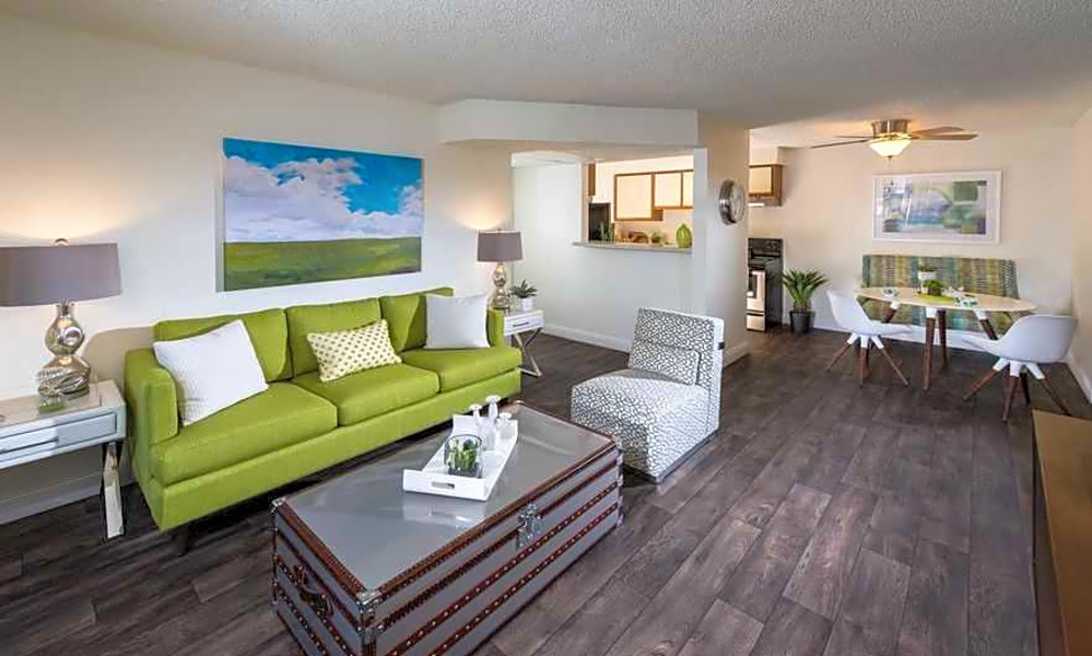 What apartments will $1,100 rent you in Green Valley North ...