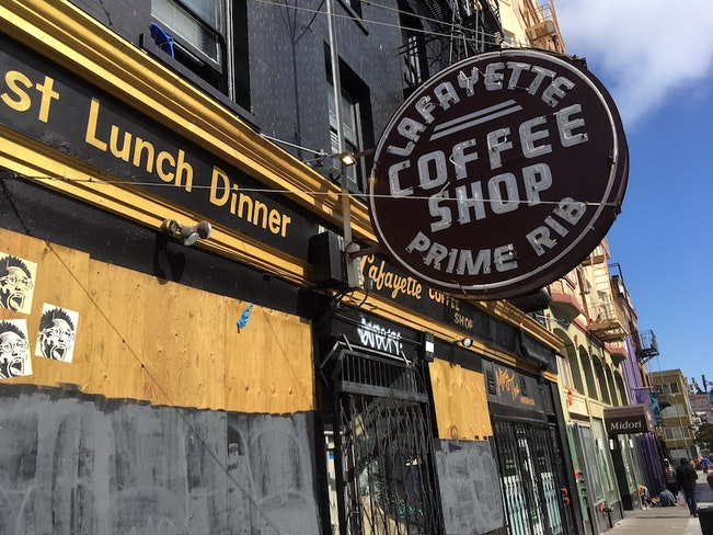 Barnzu lafayette coffee shop may 2018
