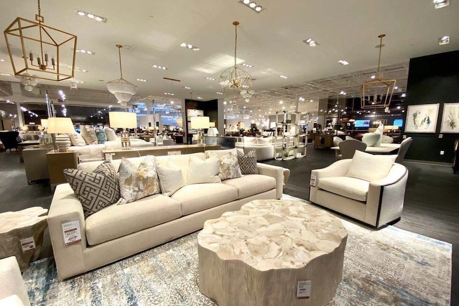 Mathis Brothers Furniture expands to Lower Peters Canyon  Hoodline